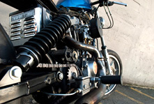 Custom Motorcyce, 243 Components Ltd