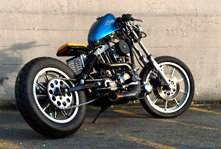 Custom Motorcycle, Twofortythree Components Limited